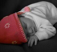 Sleeping angel by Sonya Hennessy