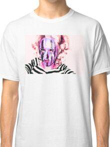 Faces Of Beautiful Horror- Image 6/Orange Hair Classic T-Shirt