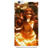 BELLE THROUGH THE GLASS iPhone Case/Skin