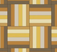 Patchwork Fabric Pattern by pharostores