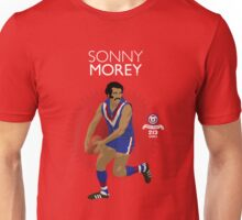 Sonny Morey (Central Districts) on Mandemaker Red Unisex T-Shirt