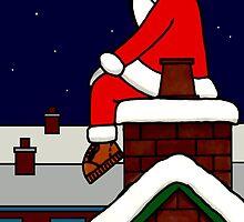 Santas Rest by Yampimon