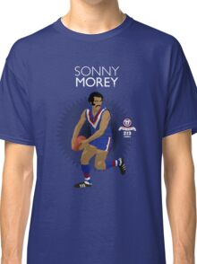 Sonny Morey (Central Districts) on Norsworthy Blue Classic T-Shirt