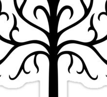 White Tree of Gondor Sticker