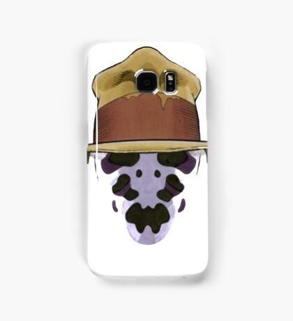 Rorschach - Watchmen Samsung Galaxy Case/Skin