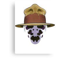 Rorschach - Watchmen Canvas Print