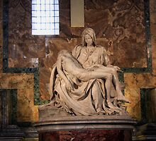 Pieta by SoulSparrow
