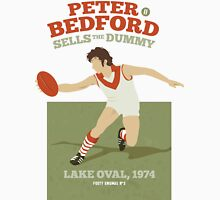 Peter Bedford, South Melbourne - white shirts T-Shirt