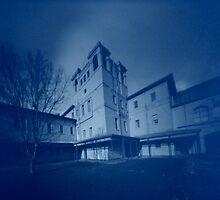 Aradale asylum by Soxy Fleming