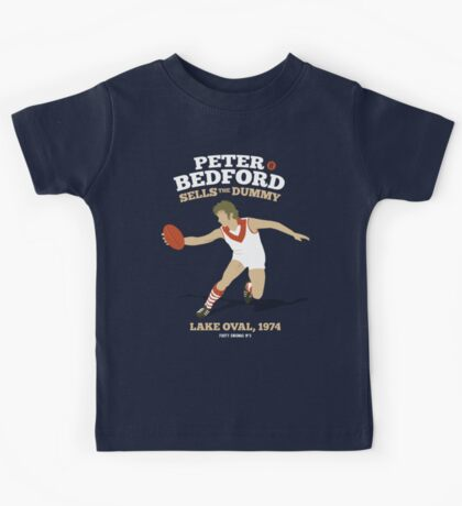 Peter Bedford, South Melbourne Kids Tee