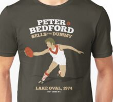 Peter Bedford, South Melbourne Unisex T-Shirt