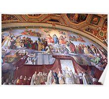 Vatican Museum Poster