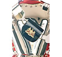 Household cavalry cuirass Photographic Print