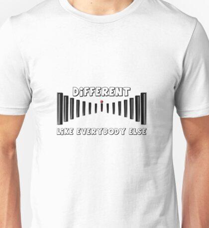 Different Unisex T-Shirt