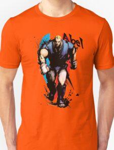 Street Fighter IV Abel Unisex T-Shirt