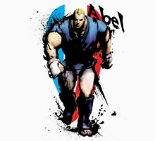 Street Fighter IV Abel Unisex T-Shirt