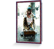 Billy Ray Valentine - Trading Places Greeting Card