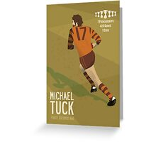 Michael Tuck, Hawthorn Greeting Card
