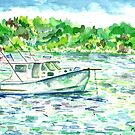 Watercolors by mleboeuf