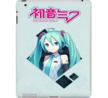 Hatsune Miku V3 iPad Case/Skin