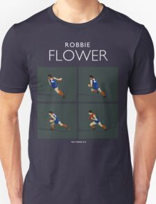 Robbie Flower, Melbourne closeup T-Shirt