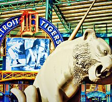 Comerica Gates - Detroit by FBomb Customs