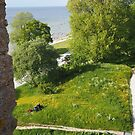 From Visby's walls by jayview