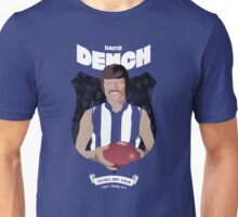 David Dench - North Melbourne Unisex T-Shirt