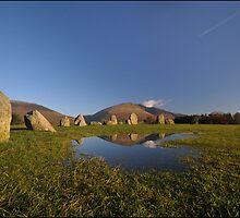 Castlerigg stone circle by Richard Ion