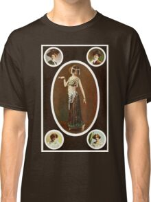 Victorian ladies vintage  Classic T-Shirt