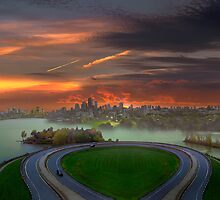 Allegory of Unreachable Land  by Igor Zenin