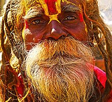 No Sad Sadhus 2 by AlliD