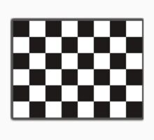 Checkered Flag, Chequered Flag, Racing Cars, Race, Finish line, BLACK Kids Clothes