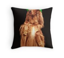 Irish Charmer Throw Pillow