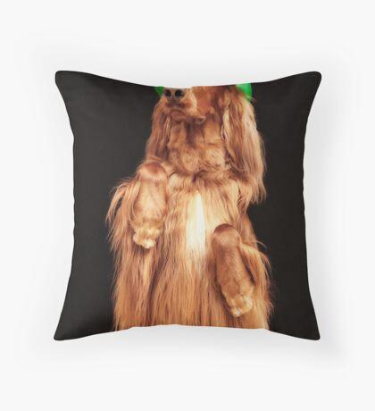 Irish Charmer Throw Pillow