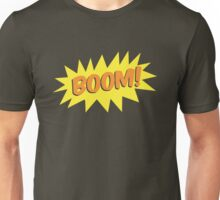 BOOM! with flash  Unisex T-Shirt