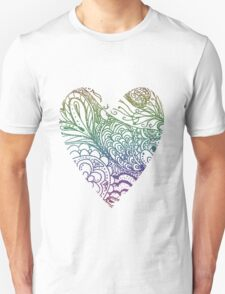 Heart Swirls T-Shirt