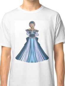 Winter Princess in Blue Classic T-Shirt