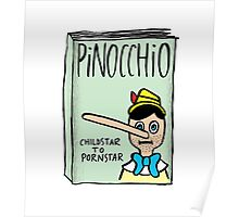 Pinocchio's Autobiography Poster