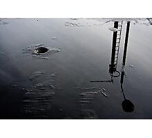 Hole Photographic Print