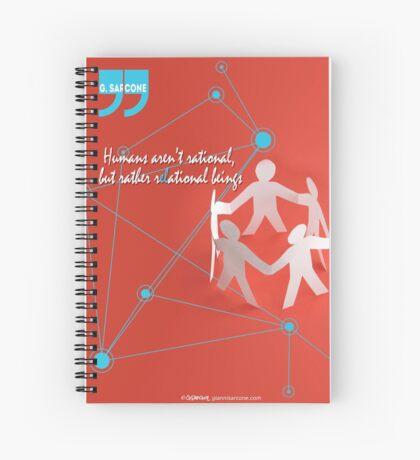 R-EL-ATIONAL Spiral Notebook
