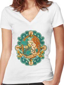 Siren's Song Women's Fitted V-Neck T-Shirt