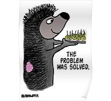 Problem Solved! Poster