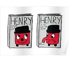 Henry's Autobiography Poster