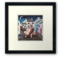 Butcher Beynon Framed Print