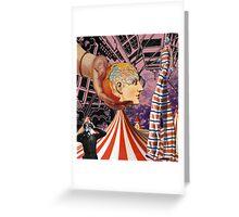 Circus circus Greeting Card