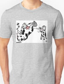 What A Cow. Unisex T-Shirt