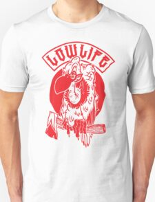 Lowlife Red T-Shirt
