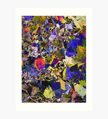Urban Forest VI Art Print