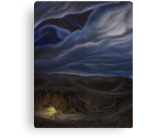 The Leonid Pyre Canvas Print